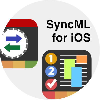 SyncML clients for iOS